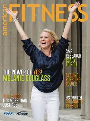 American Fitness Magazine Spring 2018