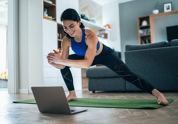 Online Group Fitness
