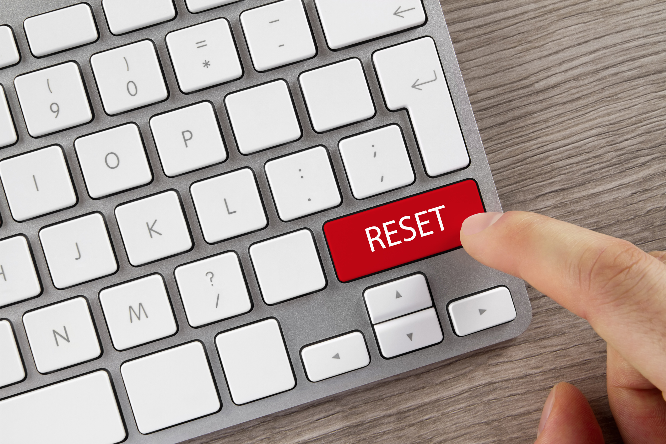 How to Reset During Stress